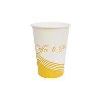 Թղթե բաժակ Coffee & Tea