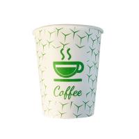 Թղթե բաժակ Coffee green
