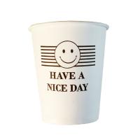 Թղթե բաժակ Have a nice day