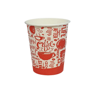 Paper cup Good day Coffee